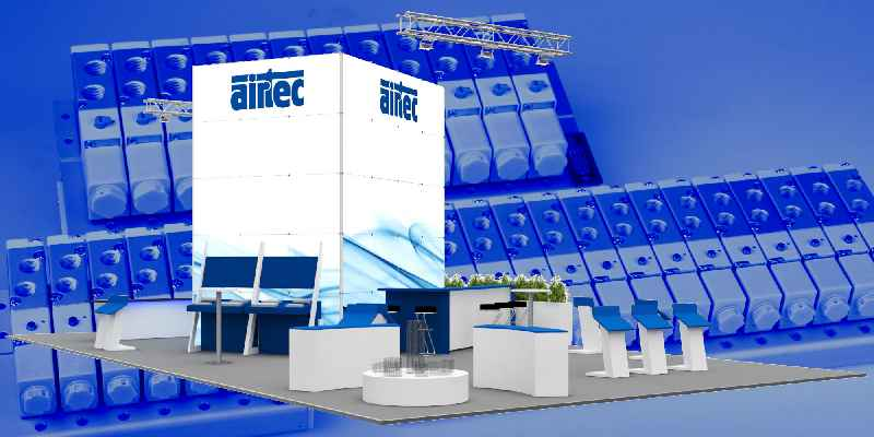 Auf der Motek 2021 stellt AIRTEC am Messestand 1/1408 eine Auswahl seines großen Angebots und Neuentwicklungen in der pneumatischen Ventil- und Steuerungstechnik vor