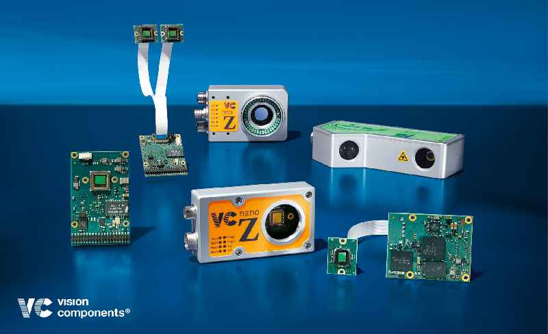 From the first Smart Camera to the latest miniature high-tech cameras: Vision Components celebrates 20 years of embedded intelligence