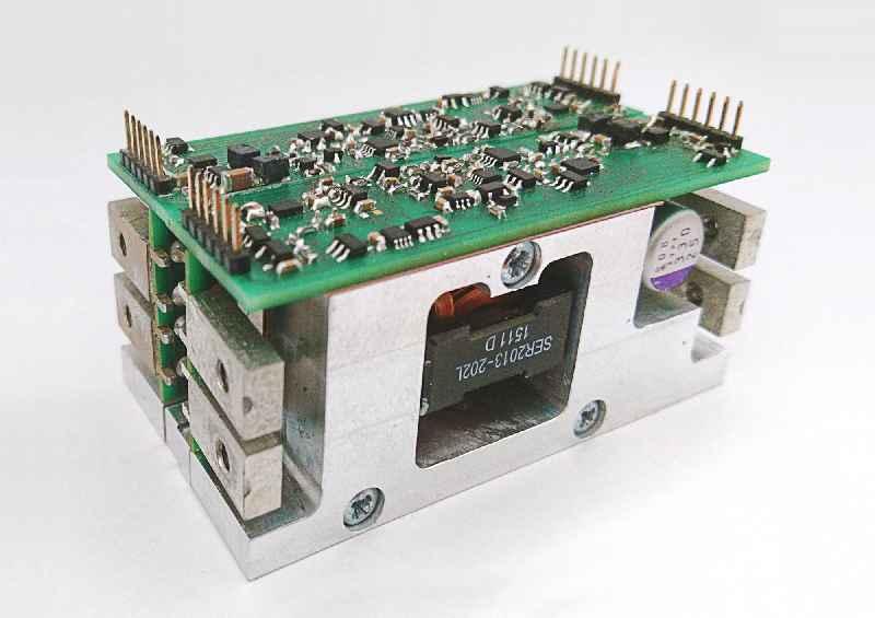 Laserdioden-Treiber der Baureihe DT-Vitro von MKT Systemtechnik