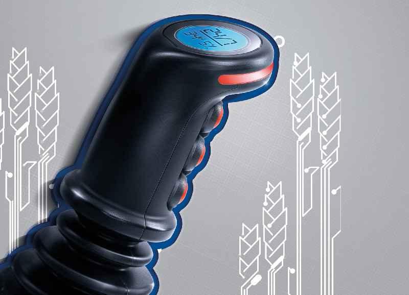 FSG stellt auf der Agritechnica seine robusten Sensoren, Messwertaufnehmer und innovativen Befehlsgeräte für mobile Maschinen vor.