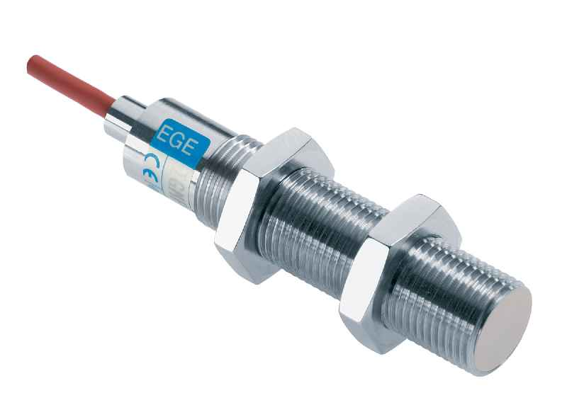 IGMH proximity switches suitable for high-pressure cleaning tolerate temperatures up to 160 °C
