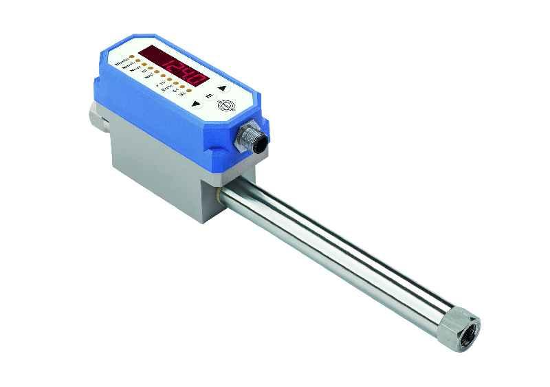 Der robuste, unempfindliche Luftstromsensor LDV 1000 von EGE für die Massendurchluftmessung ist ab sofort in Inline-Rohrdurchmessern bis 1,5'' erhältlich