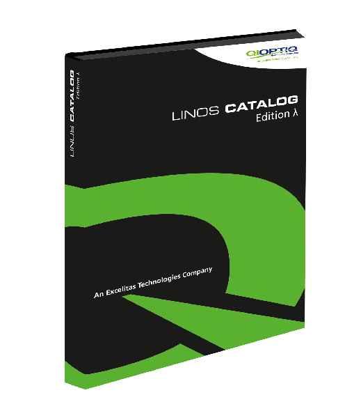 Der neue LINOS-Katalog Edition ? fand bei seiner Vorstellung auf der LASER World of Photonics im Juni 2017 bereits großen Anklang.