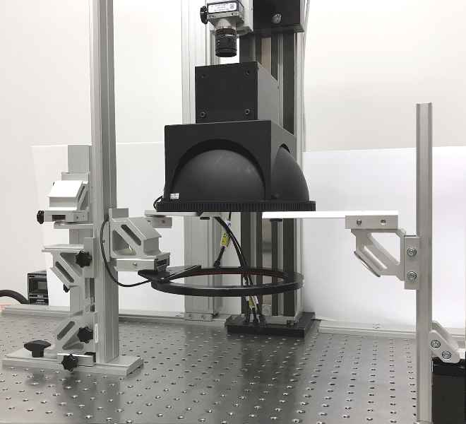 Versatile laboratory set-up offer countless possibilities(Source: Stemmer Imaging)