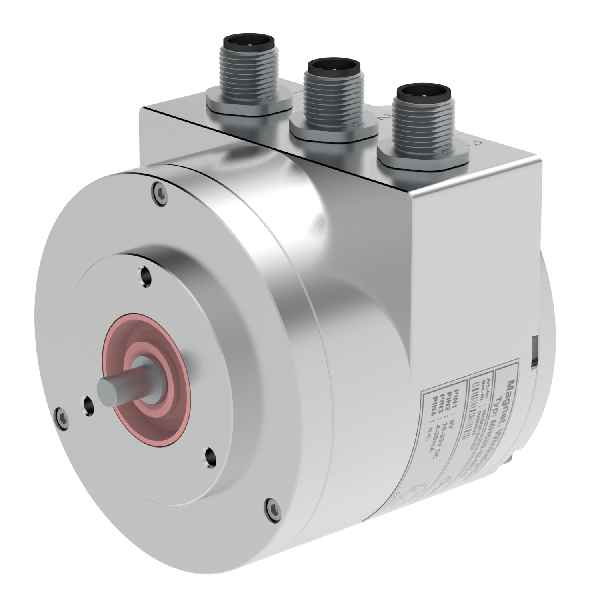 The special encoder from FSG features multiple redundancy for safety-relevant applications with maximum reliability requirements.