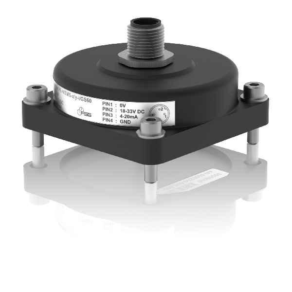2-Achs-Neigungssensor PE-MEMS-x/y-i/GS60L von FSG