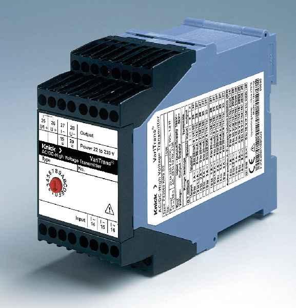 AC/DC-Hochspannungsmessumformer P43000TRMS von Knick
