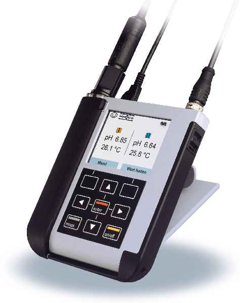 Mobile Analysenmessgeräte der Portavo-Baureihe sind jetzt auch als 2-Kanal-Versionen erhältlich.