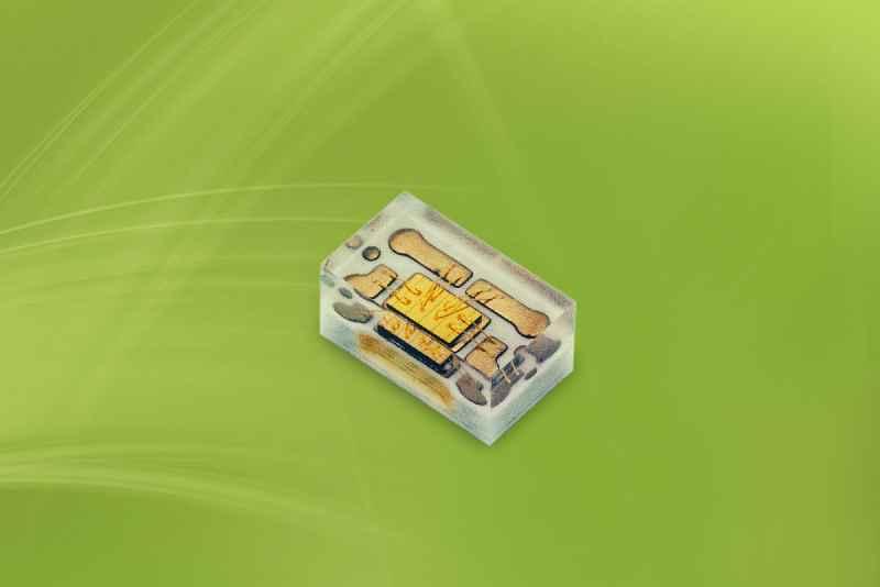 Das 1x4-Laser-Array von Excelitas Technologies ist eine SMD-Komponente für besonders kompakt aufgebaute LiDAR-Systeme zum Beispiel für autonome Fahrzeuge