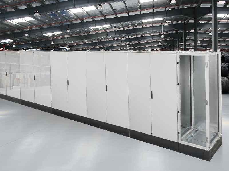 Weiter ausbaufähig: Die bewährte LOHMEIER-Gehäuseserie RS ist mit allen Montage- und Zubehörkomponenten bei LFS Technology auch weiterhin uneingeschränkt verfügbar