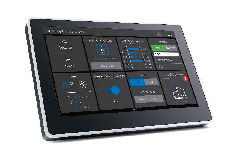 Multifunktionales Smart Home-Bedienpanel SVEN