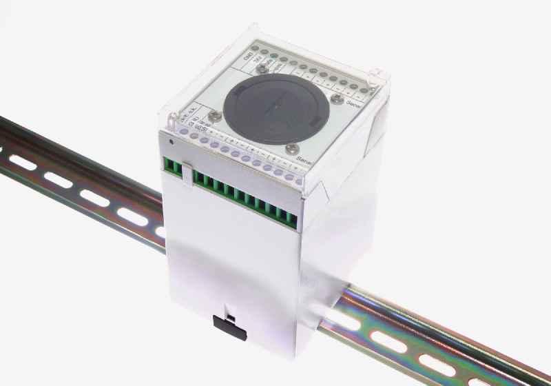 Die Sensor-USV von MKT stellt die unterbrechungsfreie Stromversorgung für Encoder und andere Sensoren sicher.