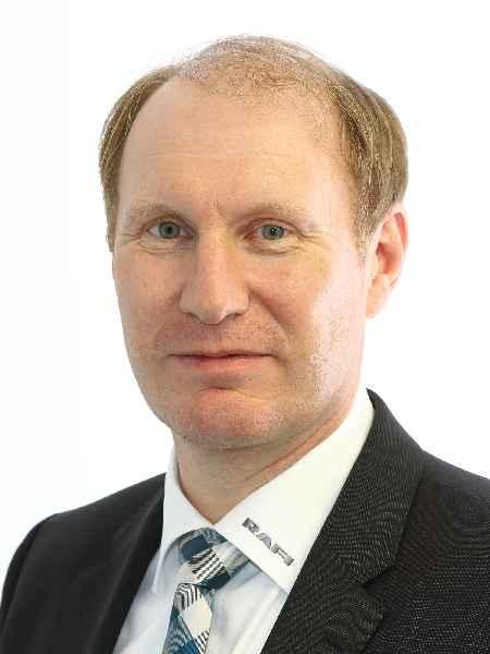 Der neue RAFI Geschäftsführer Dr. Lothar Seybold treibt die digitale Transformation im Unternehmen voran
