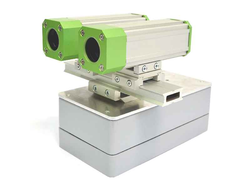 Flexible Stereo Vision System with IP66 protection