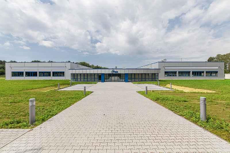 Das neue Werk von Sensorhersteller FSG Fernsteuergeräte in Königs-Wusterhausen.