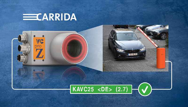 Embedded vision systems running specialized ALPR software can autonomously control barriers based on black/whitelisted license plates