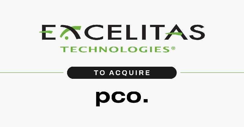 Excelitas Technologies hat eine bindende Vereinbarung zur Übernahme der PCO AG geschlossen