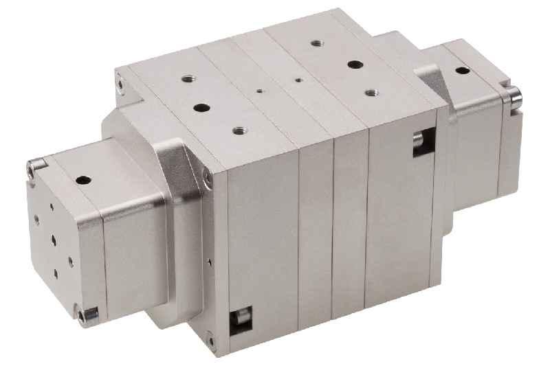 Die Faraday-Isolatoren bieten eine hohe Isolation von =30 dB
