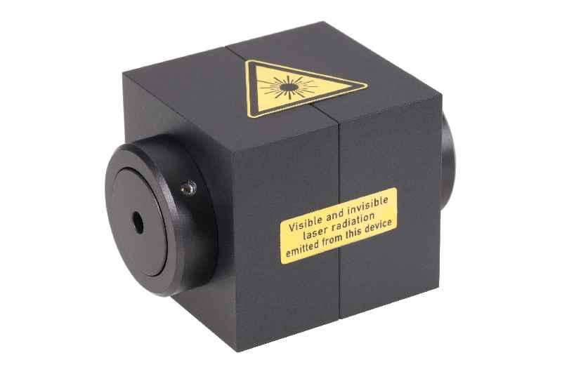 Neue Faraday-Isolatoren leiten starke gebündelte Laserstrahlen unverändert durch und schützen dabei vor Rückreflexionen