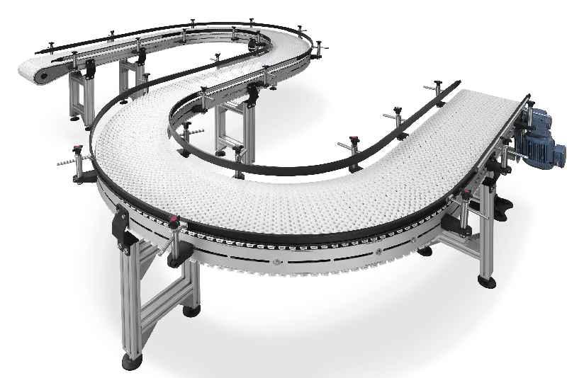 LOSYCO fertigt und konfektioniert Fördersysteme für verschiedenste material- und produktionslogistische Aufgaben