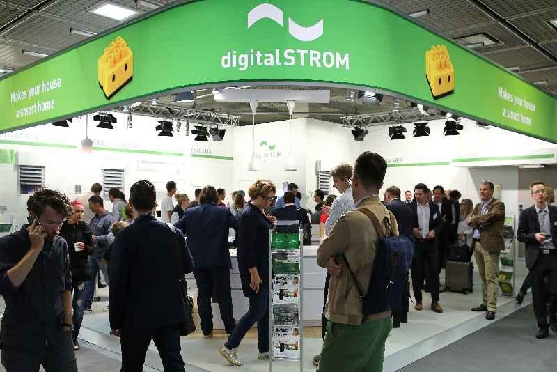 digitalSTROM bietet auf der IFA einen facettenreichen Einblick in neue Funktionalitäten und Anwendungen seines Smart Home-Systems