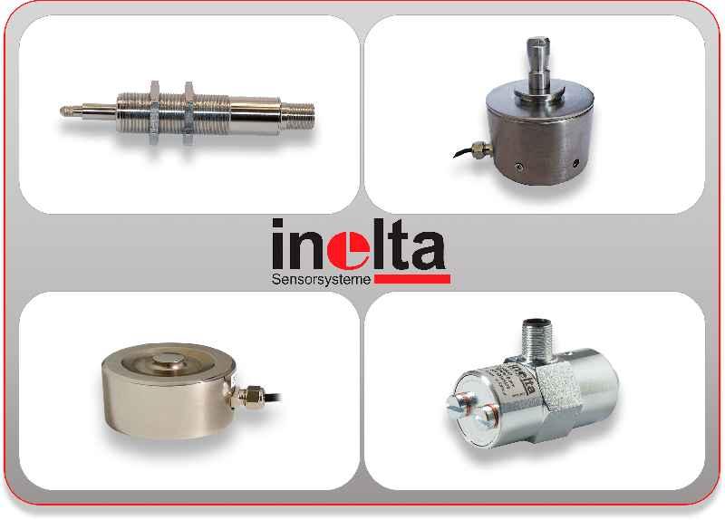 Sensoren aus dem großen Programm von inelta. Die von Grund auf neugestaltete Unternehmens-Website www.inelta.de bietet eine optimierte Angebots-Übersicht.