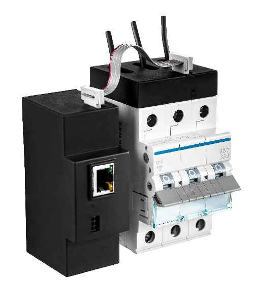 Moderne Messtechnik zur Verbrauchserfassung wirtschaftlich, schnell und platzsparend nachrüsten mit ENERGYSENS von Gossen Metrawatt