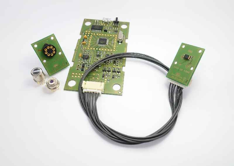 A demo kit from Excelitas with a universal interface board enables the quick and reliable selection of the best IR sensor for new, innovative devices
