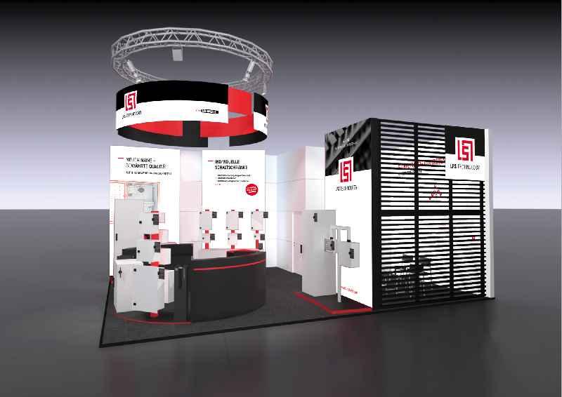 Mit neu gestaltetem Messestand und einem breiten Querschnitt an Gehäusesystemtechnik der Marke LOHMEIER präsentiert sich LFS Technology auf der diesjährigen SPS IPC Drives
