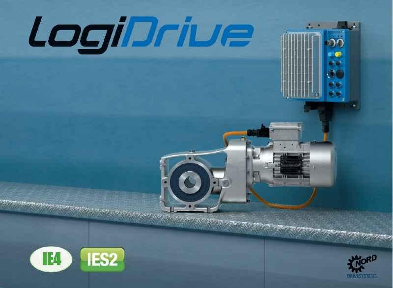 LogiDrive von NORD DRIVESYSTEMS regelt Förderanwendungen effizient und erleichtert mit drei Standardausführungen das Variantenmanagement