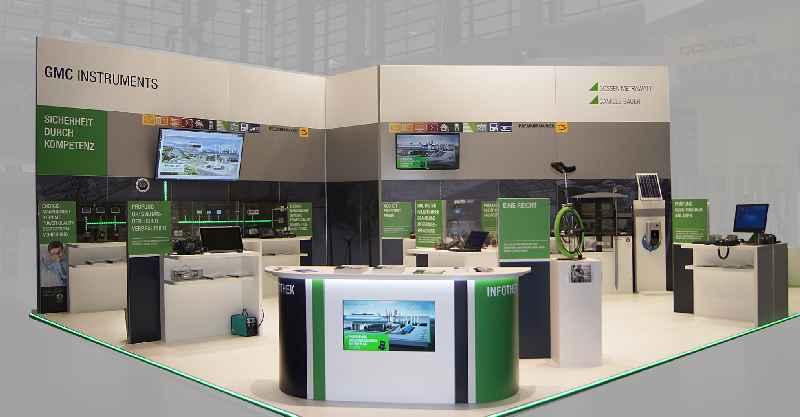 Mit professioneller Mess- und Prüftechnik sowie neuen Software-Lösungen präsentiert sich Gossen Metrawatt auf der Light+Building in Halle 8.0, Stand B71