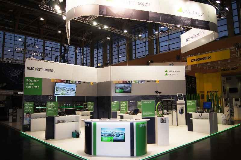 Am GMC-I-Messestand in Halle 7A/420 zeigt Gossen Metrawatt messtechnische Innovationen und Cloud-basierte Lösungen für das Prüfdatenmanagement