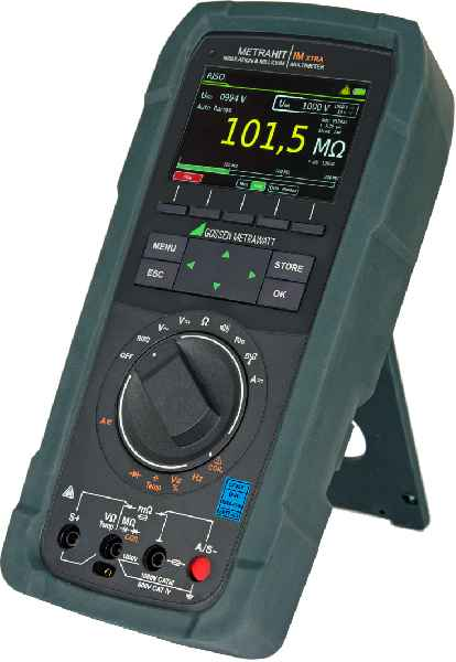 The new METRAHIT IM XTRA range of mobile multimeters provides safe, reliable all-in-one devices with a class-leading scope of functions