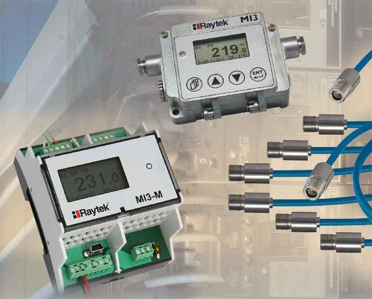 Mit MI3-Pyrometern lassen sich Temperaturmessstellen besonders kostengünstig einrichten