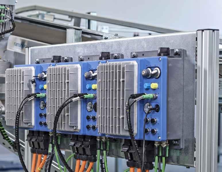 NORD präsentiert auf der LogiMAT Einsparmöglichkeiten durch Antriebsauslegung, Standardisierung und Plug & Play