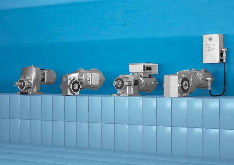 IE4-Glattmotoren von NORD erfüllen höchste Ansprüche an Effizienz, Zuverlässigkeit und Haltbarkeit unter widrigen Bedingungen
