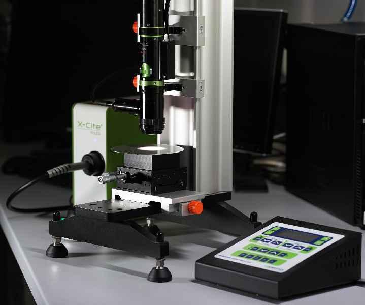 Modulare Optikkomponenten vereinfachen die Entwicklung von Inspektionssystemen und ermöglichen jetzt sogar multispektrale und hyperspektrale Aufnahmen vom sichtbaren bis ins SWIR-Spektrum