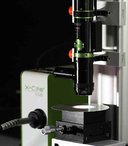 Excelitas provides high-end optics and photonics solutions for various industry and laboratory applications