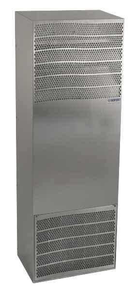 Mit seinen Outdoor-Kühlgeräten deckt Seifert ein breites Leistungsspektrum auch in NEMA 4X-konformer Ausführung ab
