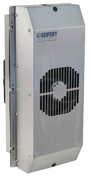 Die praktisch wartungsfreien Peltier-Kühlgeräte der Baureihe SoliTermTG sind in zahlreichen Modellvarianten mit Nutzkühlleistungen bis 800W erhältlich