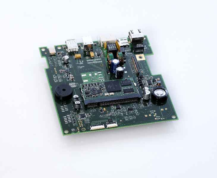 POWER-ECU from RAFI, integrated in customer-specific electronics