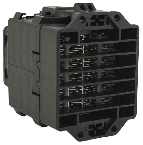 Die kompakten selbstregulierenden PTC-Heizlüfter KH401 schützen temperaturempfindliche Elektronik und beugen der Kondensatbildung im Schaltschrank vor