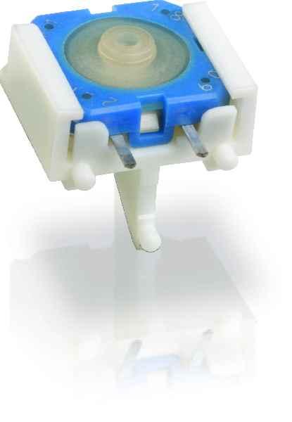 Kurzhubadapter RACON 12 V zur senkrechten Applikation auf PC-Einschubkarten