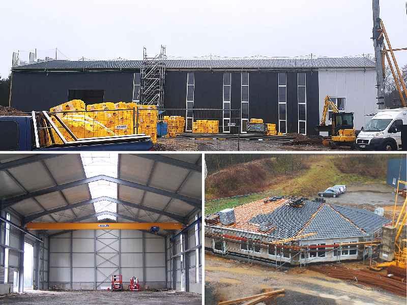 Ab August werden am neuen Seifert-Standort bei Gevelsberg kundenspezifische Rückkühlsysteme für Maschinen und Anlagen gefertigt
