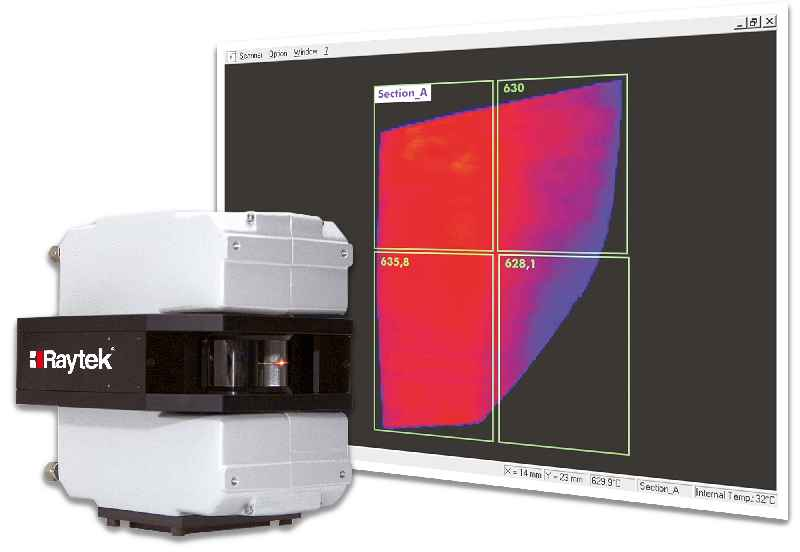 Fluke Process Instruments provides comprehensive temperature profiling and imaging solutions for high-value glasses, including low-E glass
