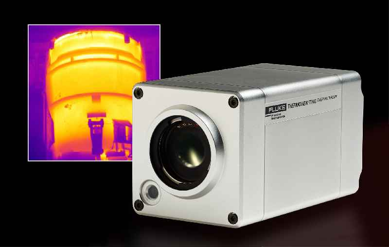 Robust thermal imaging systems enable 24/7 monitoring of belt processes as well as other industrial processes and equipment