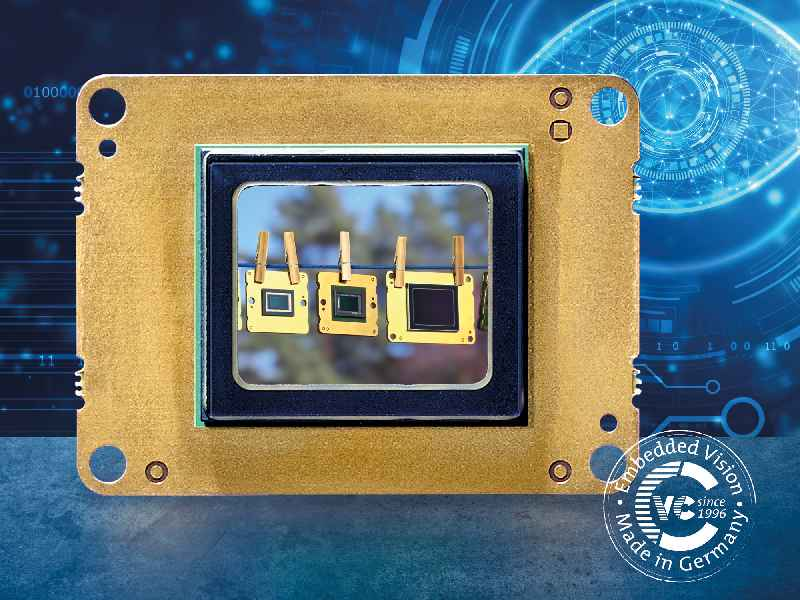 Vision Components integrates additional Sony Pregius and Starvis sensors with high image quality, light sensitivity, and frame rates in its VC MIPI camera modules