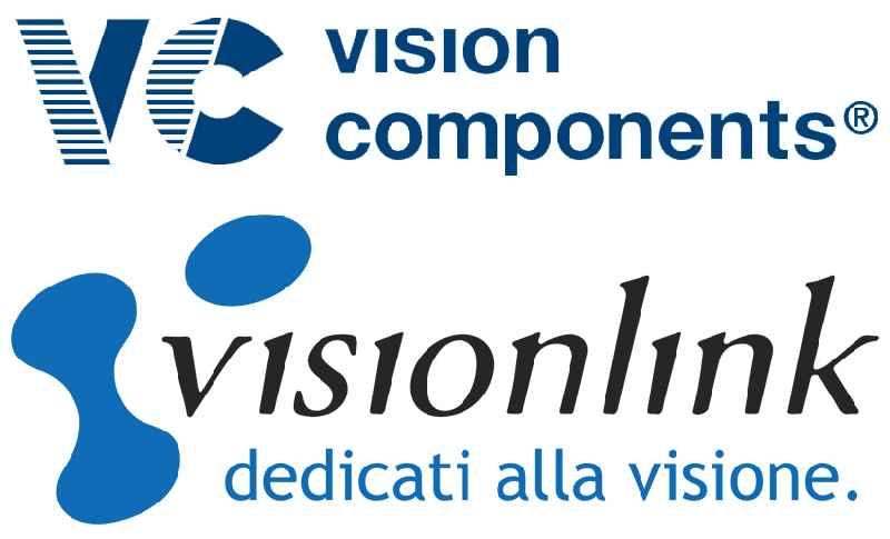 Visionlink ist der neue Vertriebspartner von Vision Components in Italien