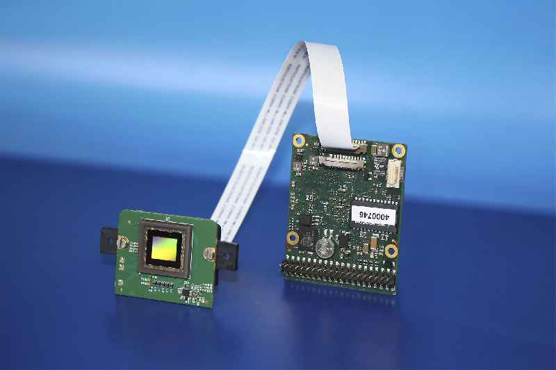 Vision Components exhibits new fast, compact, high-precision embedded vision systems based on CMOS sensors