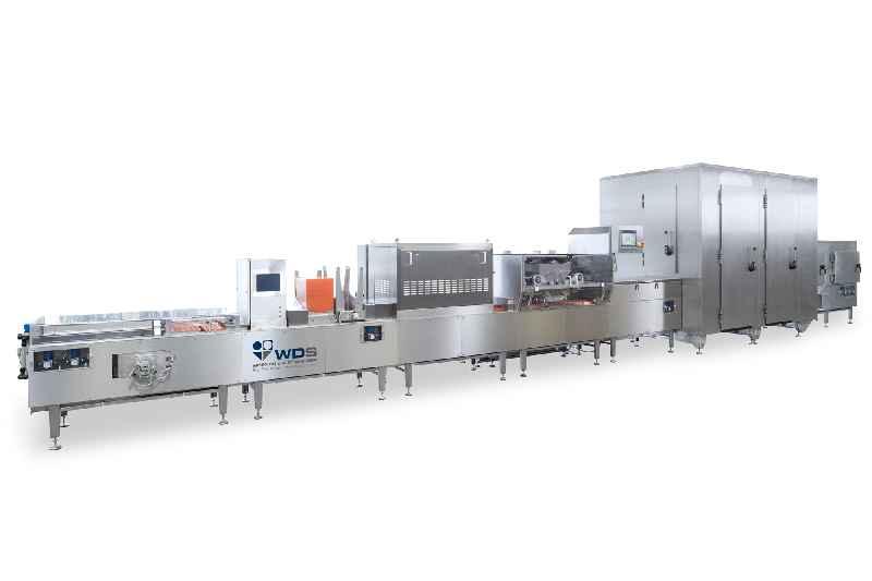 Bi-Ber liefert die optische Formenleerkontrolle für WDS-Einstiegsmodelle für die Süßwarenfertigung